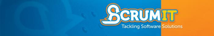 ScrumIT banner logo
